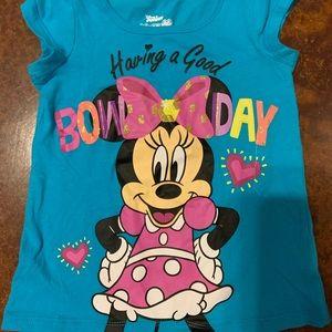 Disney Minnie Mouse shirt size 4